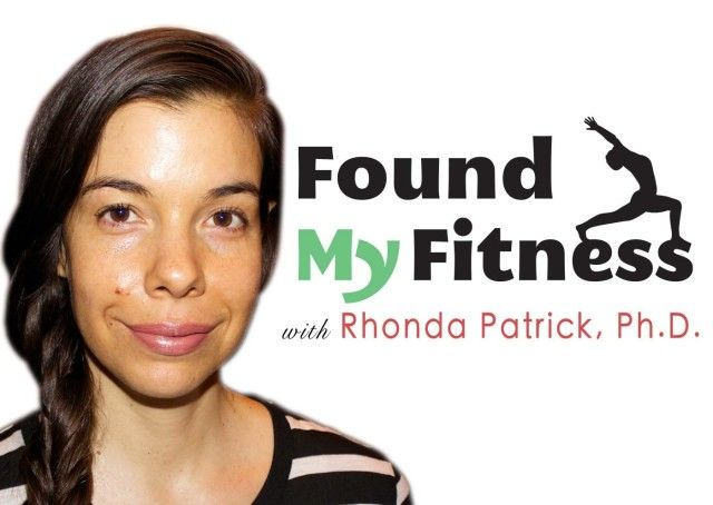 found-my-fitness-podcast-logo