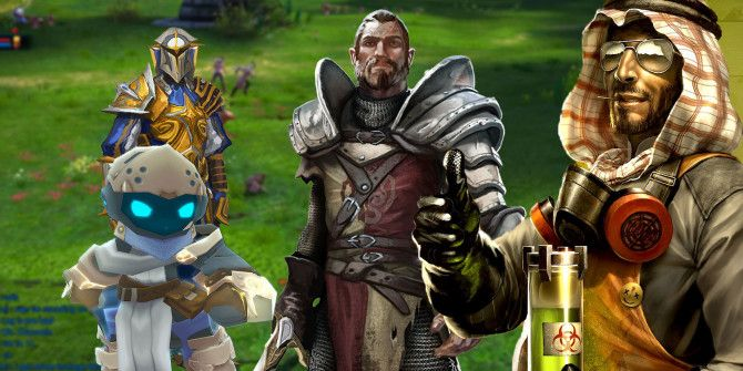 The 8 Best Free MMOs You Don't Have to Download