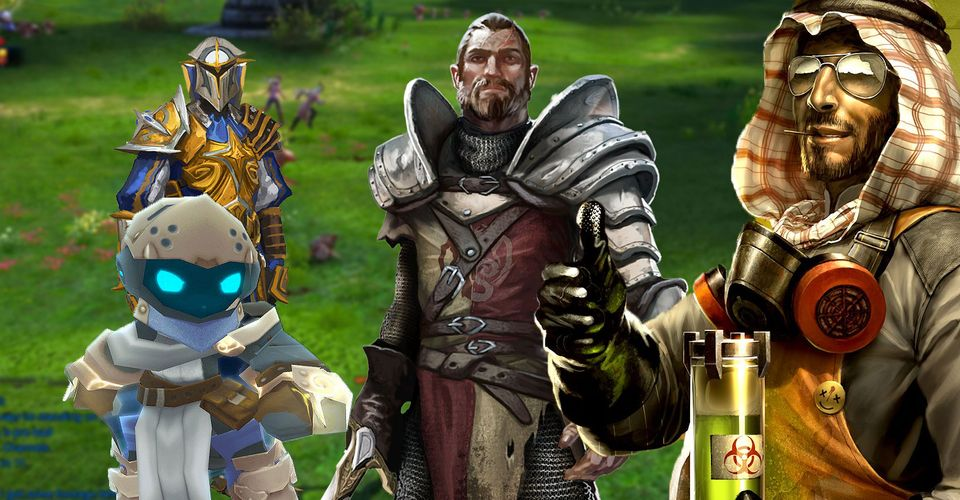 The 10 Best Free MMORPGs That Require No Download | MakeUseOf