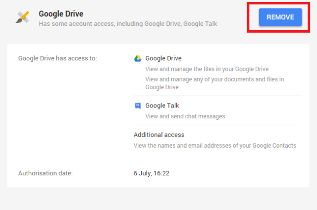 google-drive-revoke-access