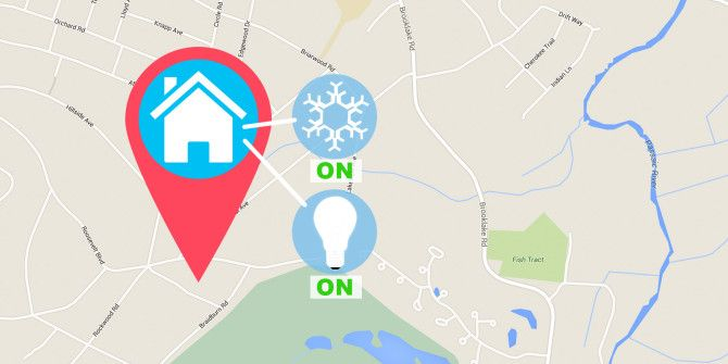 How to Use GPS Location to Make Your House Welcome You Home