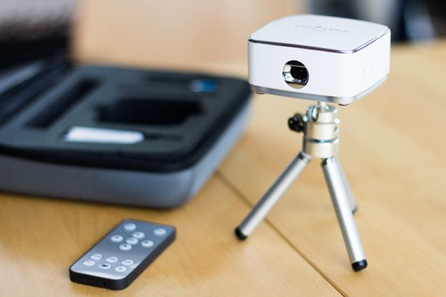 iDea Pico Projector Review - overview