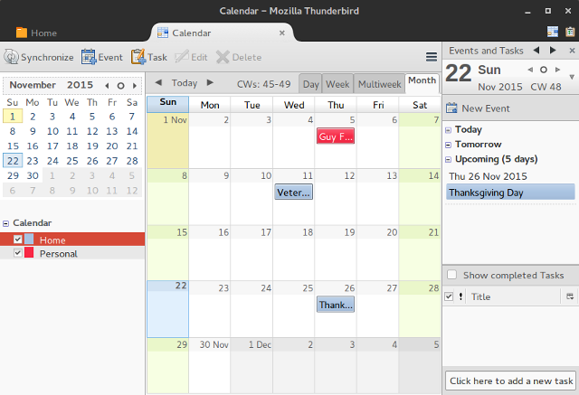 linux-calendars-thunderbird