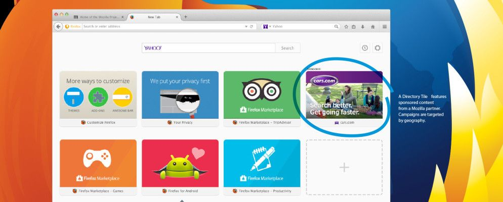 What Are Mozilla Ads in Firefox & Should You Disable Them?