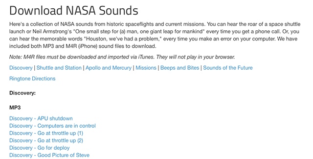 nasa-sounds