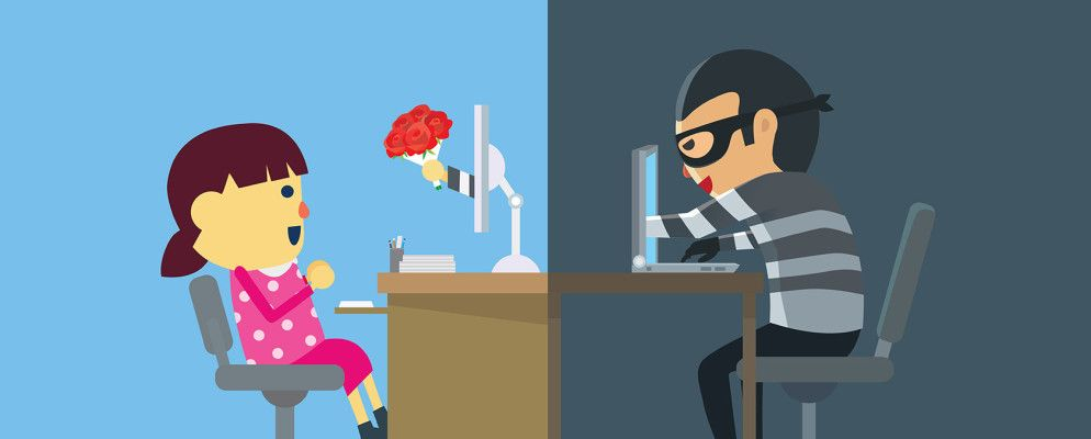 How to spot scammers on internet dating sites