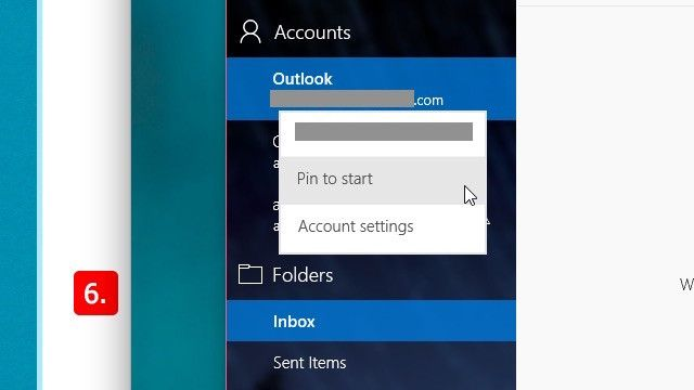 pin-email-account-to-start