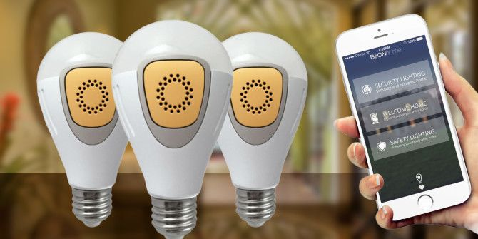4 Ways a Smart LED Bulb Can Keep Your Home Safe & Secure