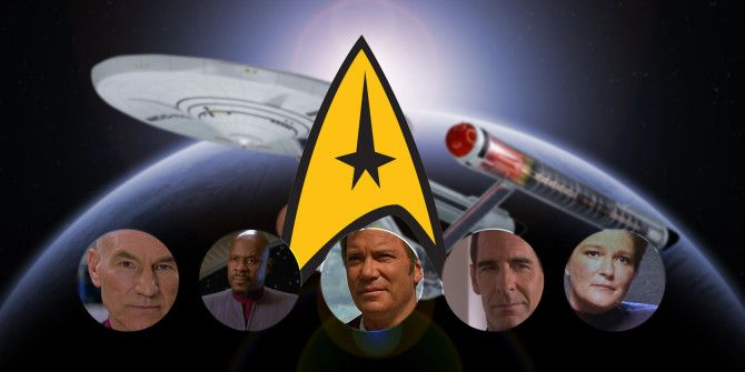A Beginner's Guide to the Star Trek Franchise