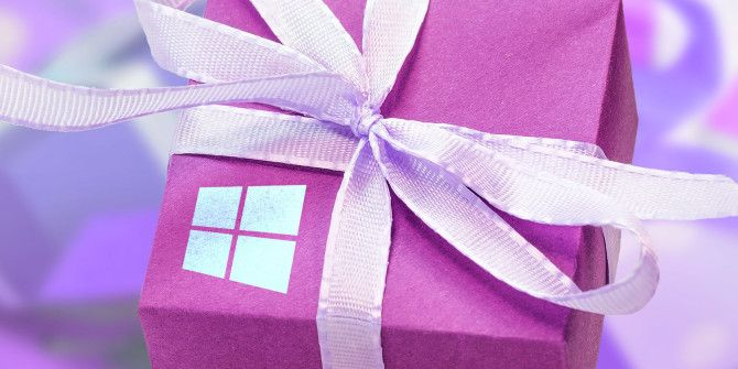 10 Great Gifts for Windows Users