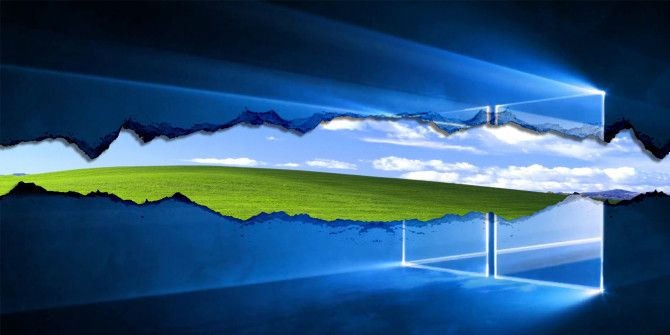 5 Traces of Windows XP Inside Windows 10 Revealed