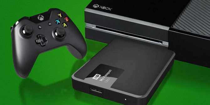 Everything You Need to Know About Xbox One External Hard Drives