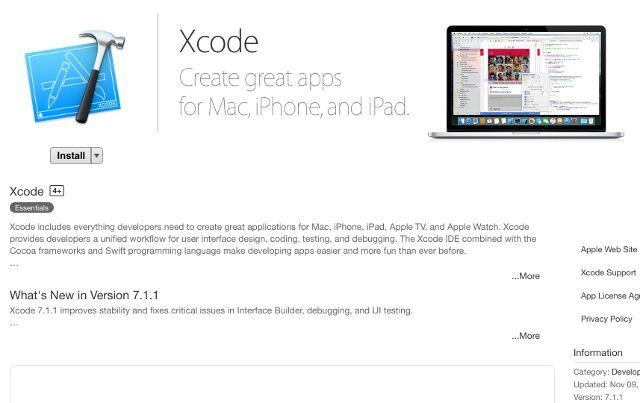 xcode-app-store