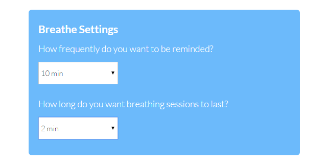BreatheChromeSettings