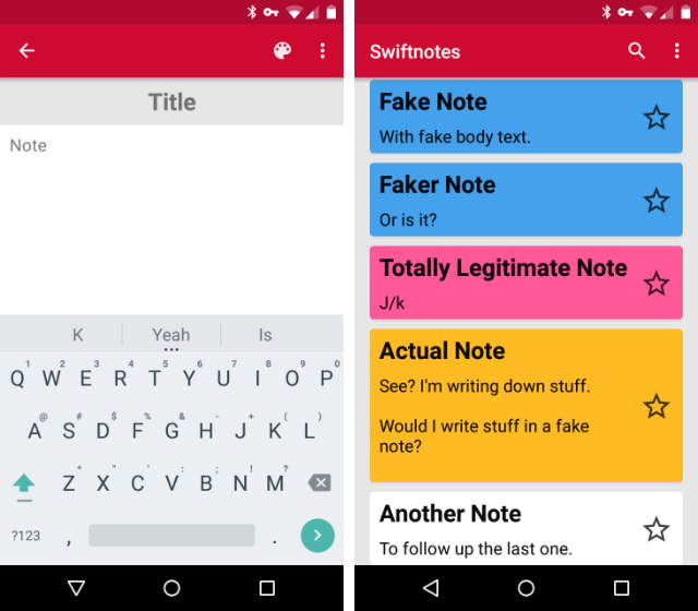OpenSourceAndroidApps-Swiftnotes
