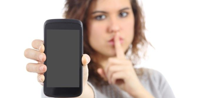 Siri Won't Shut Up? Silence Her With the Mute Switch