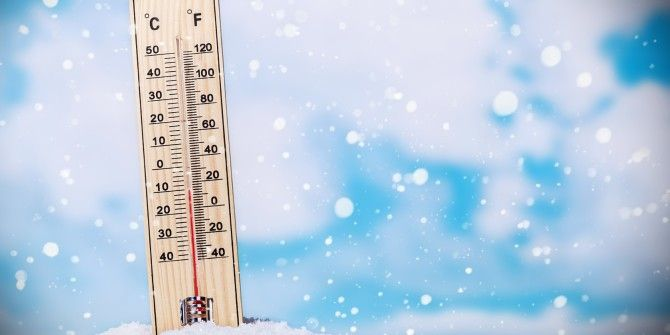 Fahrenheit or Celsius? Make Outlook Use the One You Prefer