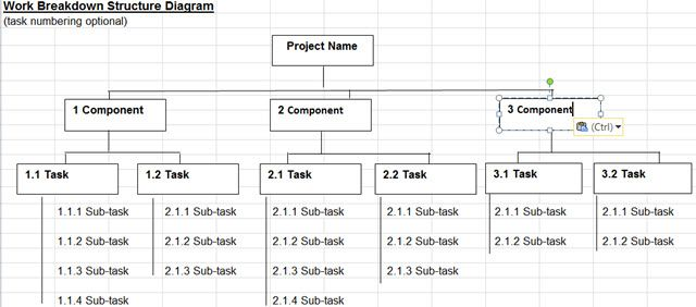 how to organize any project with a work breakdown structure