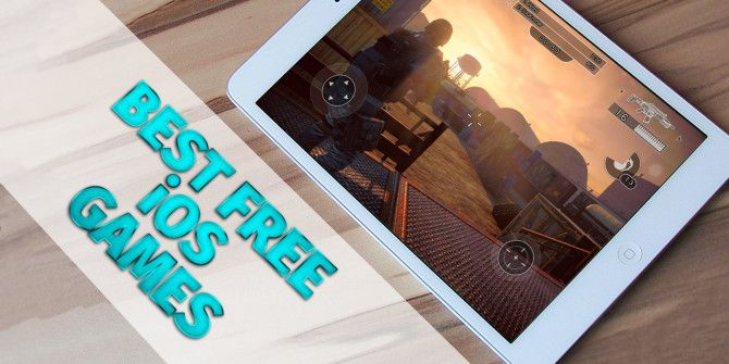 10 Best Free iOS Games of the Year