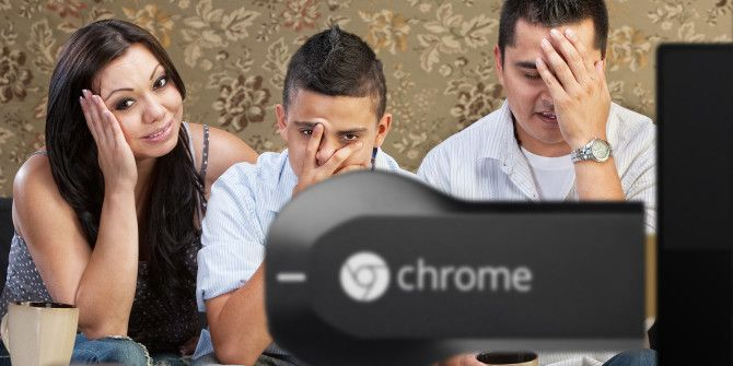4 Chromecast Mistakes That Could Be Embarrassing or Worse