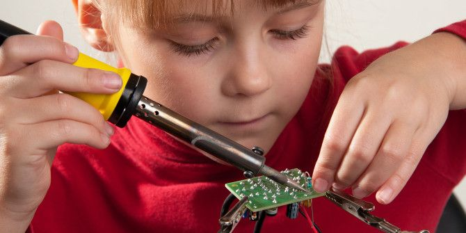 7 DIY Tech Skills to Teach Your Kids, Because Schools Won't