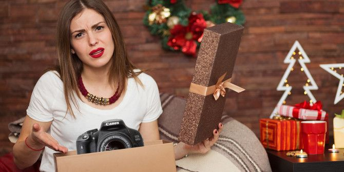 4 Reasons Why You Shouldn't Buy a DSLR Camera This Christmas