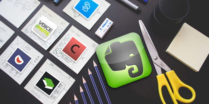 8 Effective Evernote Apps for Painless Productivity