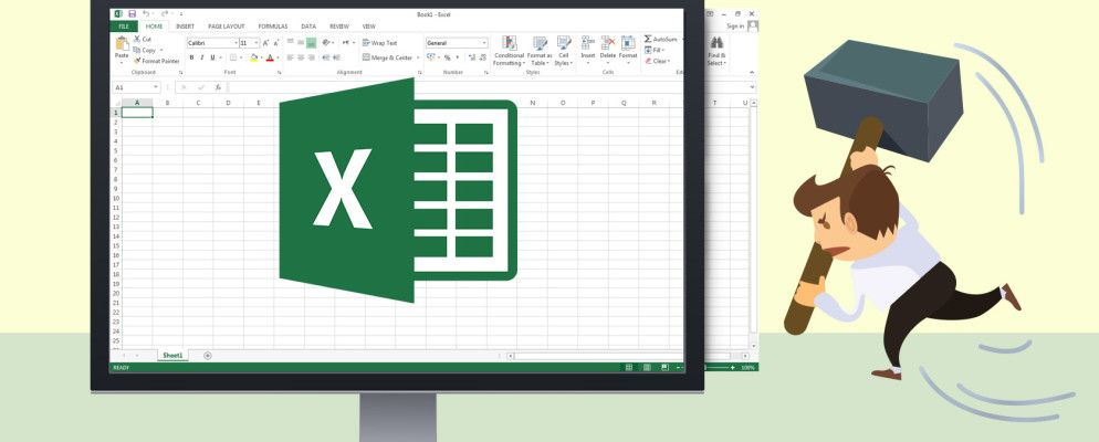 How to Fit Your Excel Spreadsheet to Your Screen
