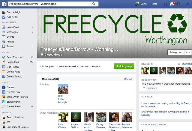 freecycle-worthington
