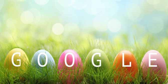 3 Google Search Easter Eggs You Didn't Know About