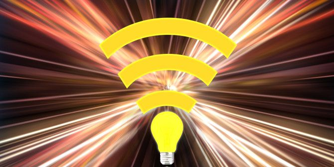 Li-Fi Is 100x Faster Than Wi-Fi, But What's the Catch?