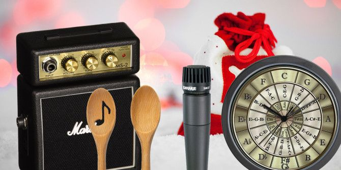 10 Great Gifts for Musicians