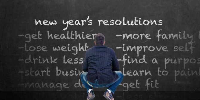 5 Mistakes That Make You Quit Your New Year's Resolutions