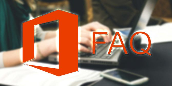 11 Frequently Asked Office 2016 Questions Answered