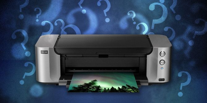 4 Questions to Ask Yourself When Choosing a New Printer