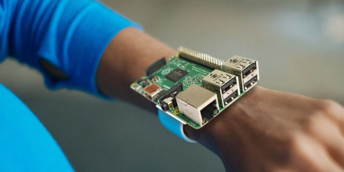 5 Wearable Projects You Can Build With a Raspberry Pi