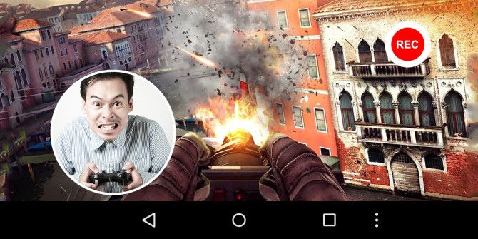 Record Your Screen on Android With Google Play Games