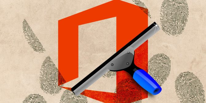 How to Remove Hidden Personal Data in Microsoft Office