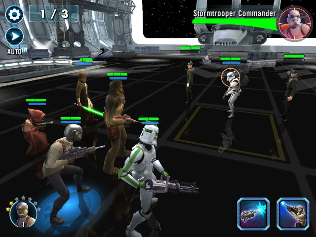 What's the Best Star Wars Mobile Game?