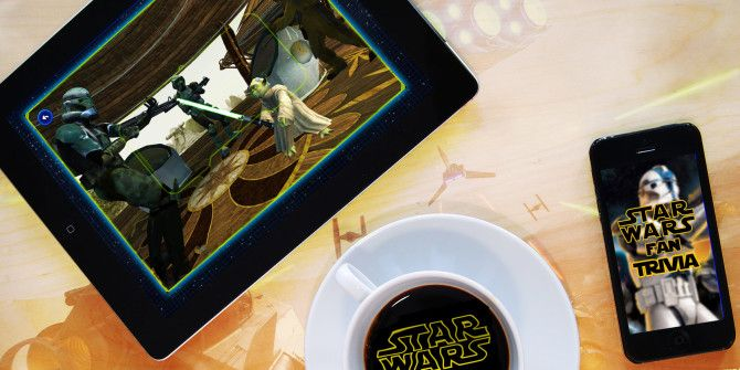 8 Star Wars iOS Apps To Warm You Up For The Force Awakens