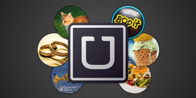 6 Things You Never Knew You Could Do with Uber