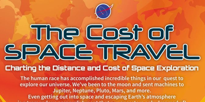 How Much Does it Cost to Get To Outer Space?