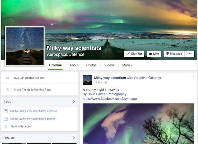 Facebook-Geeky-Pages-Milky-Way-Scientists