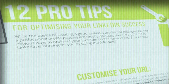Quick Tips You Can Use To Make a Better LinkedIn Profile