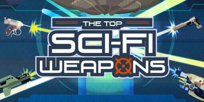 What Are Science Fiction's Most Powerful Weapons?