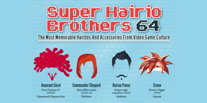 The Most Iconic Hair In Gaming – Which Is Your Favorite?