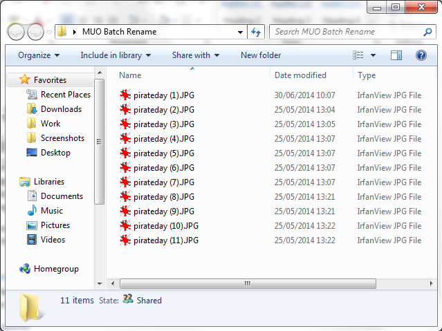 Windows Batch Rename File Explorer Completed