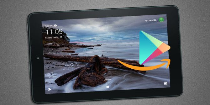 remove ads and install google play on kindle fire without root