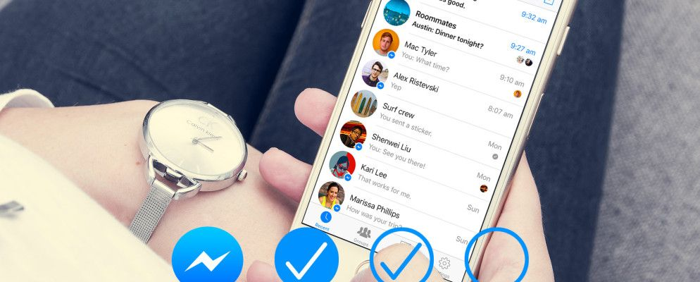 What Do The Different Facebook Messenger Circles Mean And More
