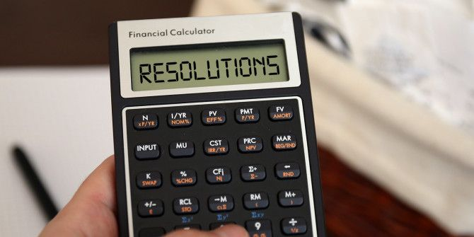7 Great Financial Resolutions for 2016, and How to Keep Them